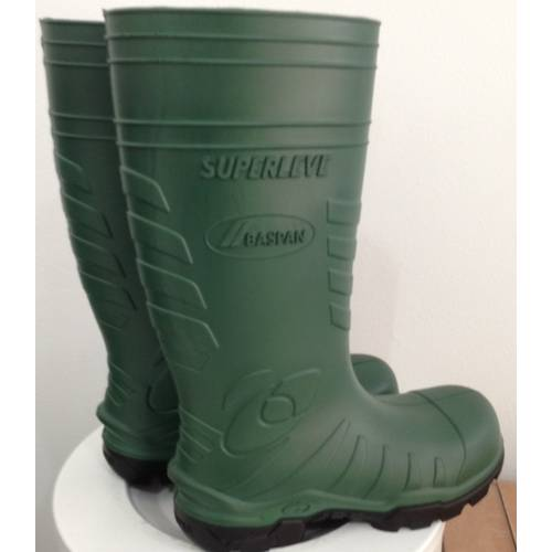 cbd84e8a3d2 Bota borracha Superleve verde  Bota borracha Superleve verde ...
